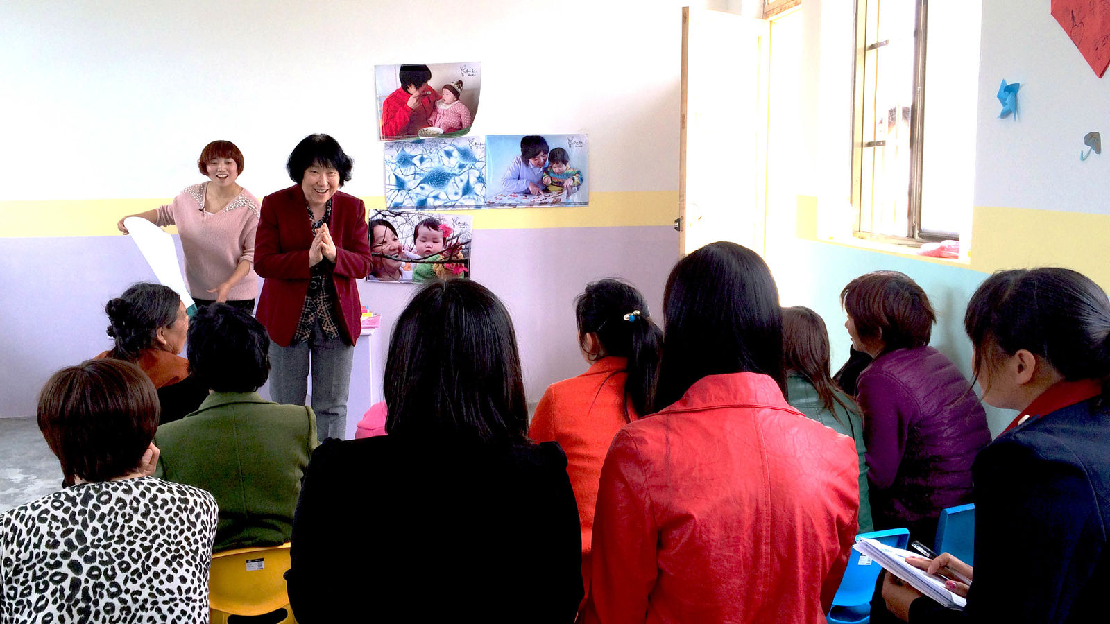 6 - Li Daoxin Family Skills Training